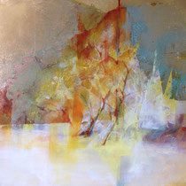 Winter Veil (46x56cm) SOLD