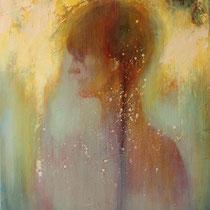 Profile 3 (oil on canvas 46x37.5cm)
