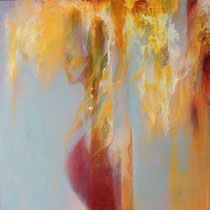 Profile 4 (oil on canvas 60x60cm)