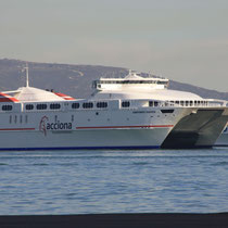 Catamaran Algeciras - Tanger