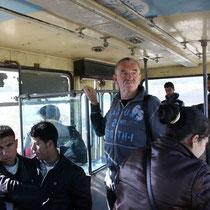 Met de bus naar Fes