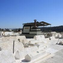 De Joodse begraafplaats in Fes