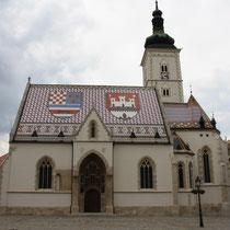 Zagreb kerk