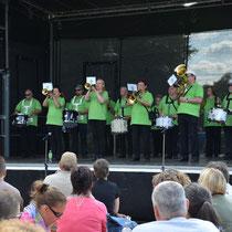Hier spielt das Tanz- und Musik Corps Ronneburg 1997 e.V.