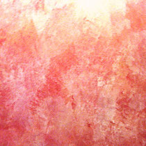 Bordeaux Red, Antique Parchment, Crushed Pearl
