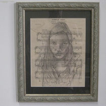Sheet Music Drawings