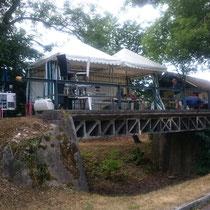 auprinzessin - Freiluftwerkstatt auf dem ehemaligen Brückenkopf