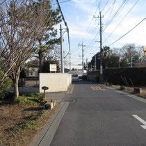 昭和町方面からの画像