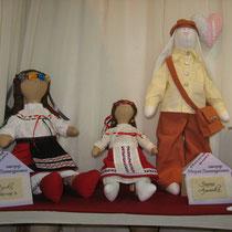 Украиночки на выставке