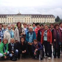 Ausflug am 13. September 2014 nach Ludwigsburg