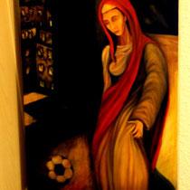 l'italia lapidata cm 80 x 30cm christian schirripa