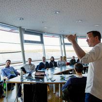 Workshop with Hannes Weissensteiner, Managing Partner, ARTEFACT