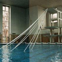 Fluten, Andrews Pools, Berlin