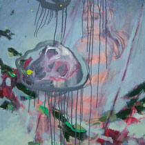 Schaukel,-Oil,-75-x-70cm,-2011