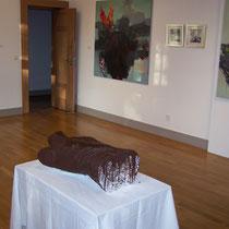 Chocolate Jesus, Galerie Schwartzsche Villa Berliin, 2014