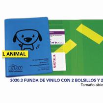Fundas vinilo publicidad VETERINARIOS