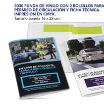 Fundas publicidad automóvil