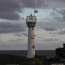 Best Aussicht- typischern niederländischer Leuchtturm!
