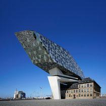 Porthouse Antwerpen, Zaha Hadid Architekten