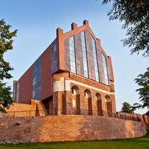 Centrum Kultury, Marienburg, Malbrok