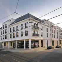 Wohn-und Geschäftszentrum Essen Bredeney