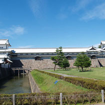 金沢城(五十間長屋)