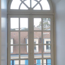 Fenêtre des combles