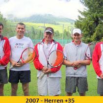 2007 - Herren +35