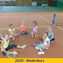 2020 - Kinderkurs