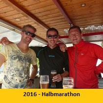2016 - Halbmarathon