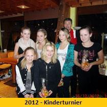 2012 - Kinderturnier
