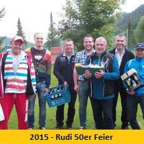2015 - Rudi 50er