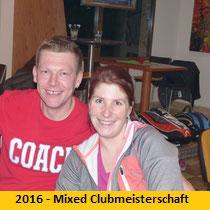 2016 - Mixed Clubmeisterschaft