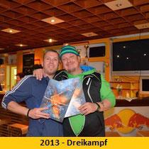 2013 - Dreikampf