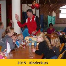 2015 - Kinderkurs