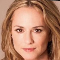 Holly Hunter(young)