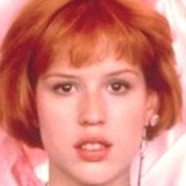 Molly Ringwald(young)