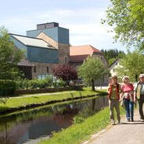 Wandern - CeBB und Kurpark Schönsee