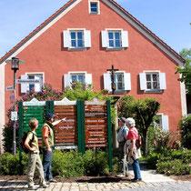 Wandern im Kurpark Schönsee