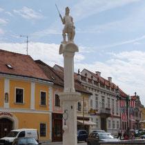 Rolandsäule in Eggenburg