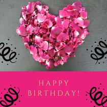 Geburtstagsgrüße Happy Birthday