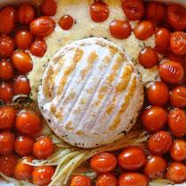 Schnelle Ofenkäse- oder Feta-Pasta