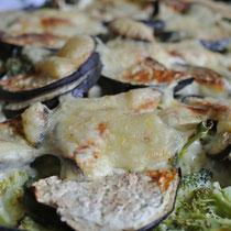 Schnell was kochen? Omelette mit Gemüse