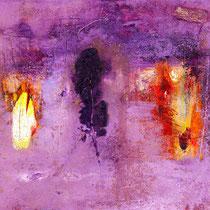 Ritmi e natura, 2011, Olio, 55 x 42 cm