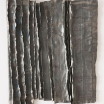 Senza titolo, 1998, piombo, 24 x 30 cm