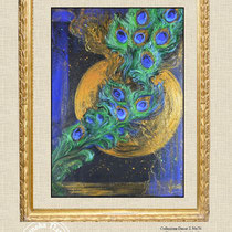 Collezione Decor 2 50x70 acrilico su tela Art Natali Grunska 2014