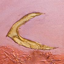 Evasioni ,2013,mista ,60x 60 cm
