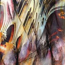 Sacro e profano, 2014, Stampa diretta su forex, 100 x 70 cm