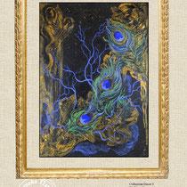 Collezione Decor 3 50x70 acrilico su tela Art Natali Grunska 2014