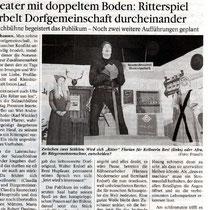 Burghauser Anzeiger vom 14.11.2000 Teil 1 - De Ritter san los
